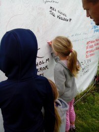 Next generation chooses peace